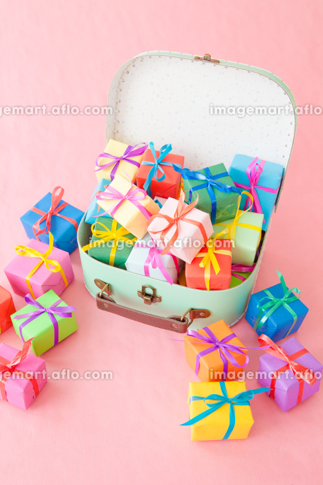 many colorful giftsの販売画像