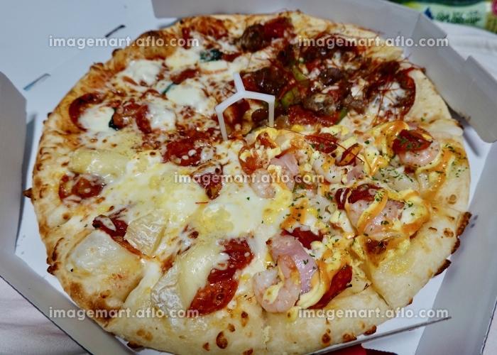 ピザの販売画像