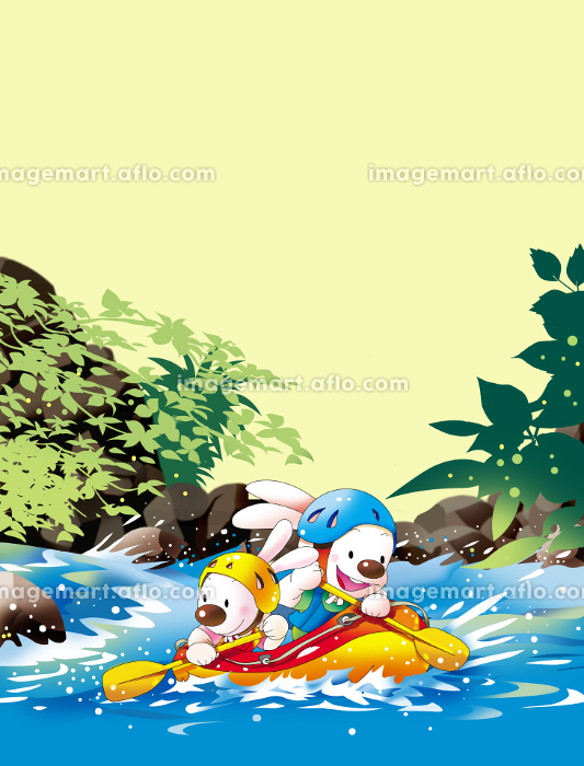 うさぎのボートの販売画像