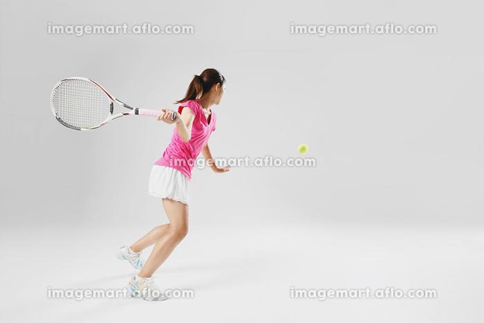 テニスプレーヤーの販売画像