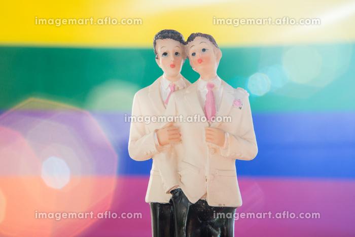 結婚式 トランスジェンダー 旗の販売画像
