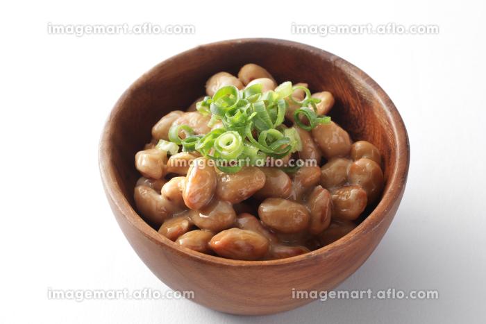 粘りのある納豆の販売画像