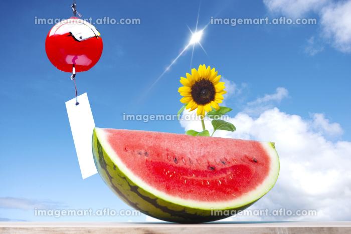 夏イメージの販売画像