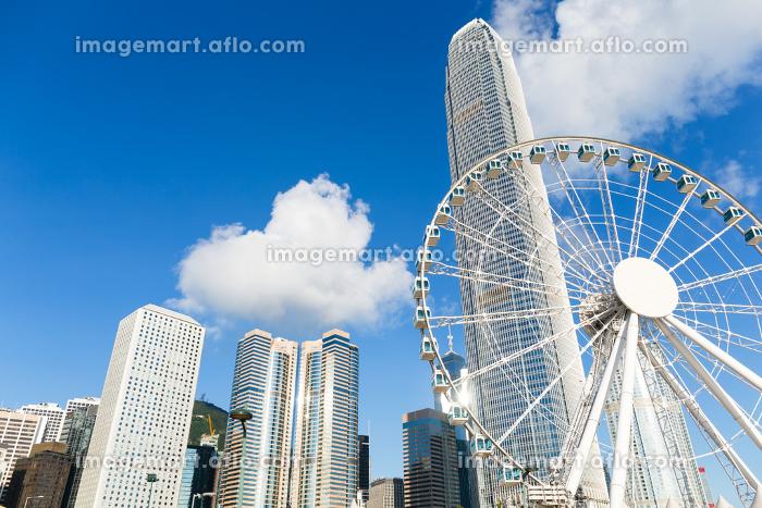 Hong Kong cityscapeの販売画像