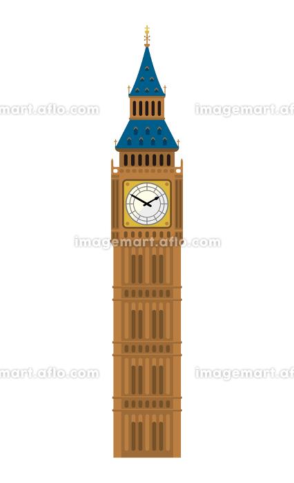 イギリス・ロンドン / ビッグベン | 世界の有名な建築物(遺跡・建物・世界遺産・ランドマーク)の販売画像
