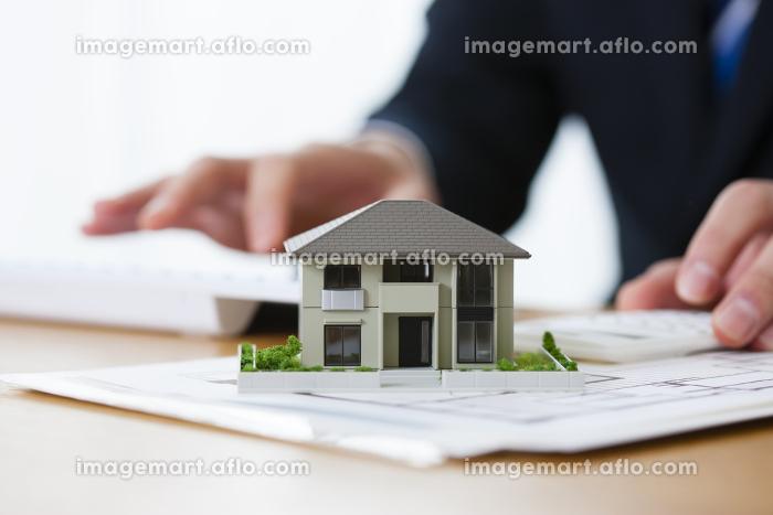 住宅模型の販売画像