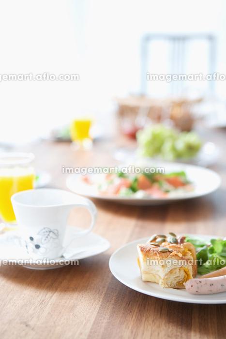 朝食イメージの販売画像