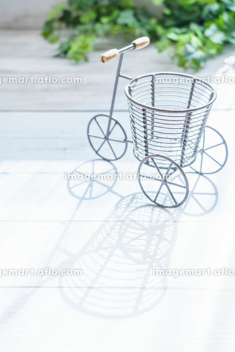 自転車の雑貨の販売画像