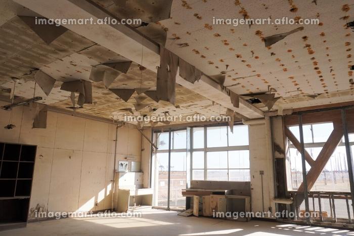 震災遺構 仙台市立荒浜小学校内部(1F)、宮城仙台市若林区の販売画像