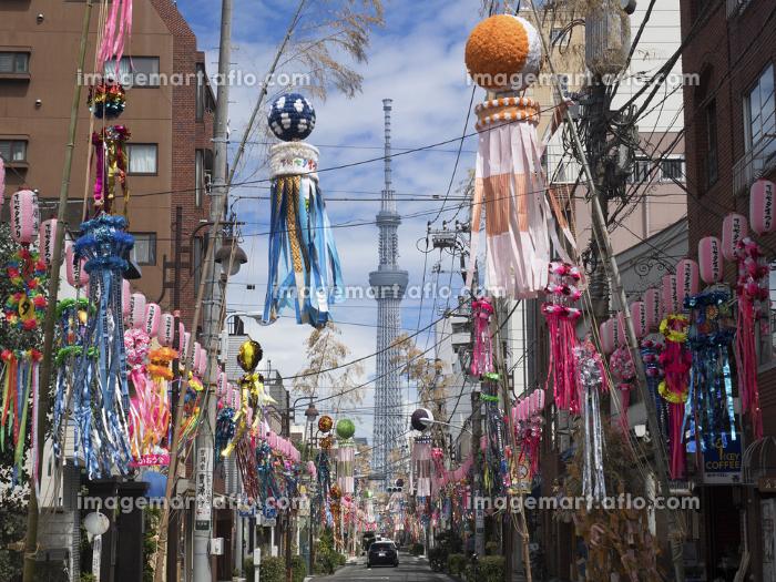 東京都 下町七夕まつりの販売画像