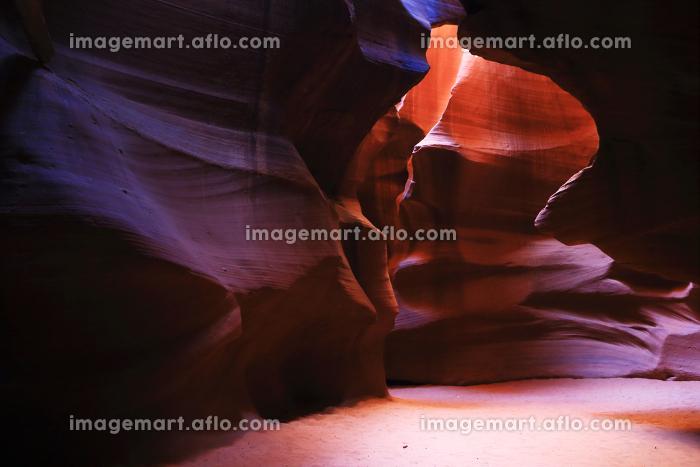 アンテロープキャニオン グランドサークル アリゾナ州 USAの販売画像