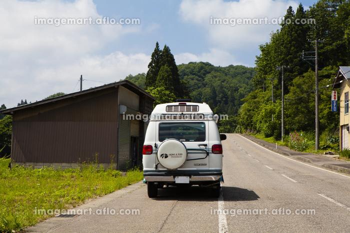 キャンピングカーの販売画像