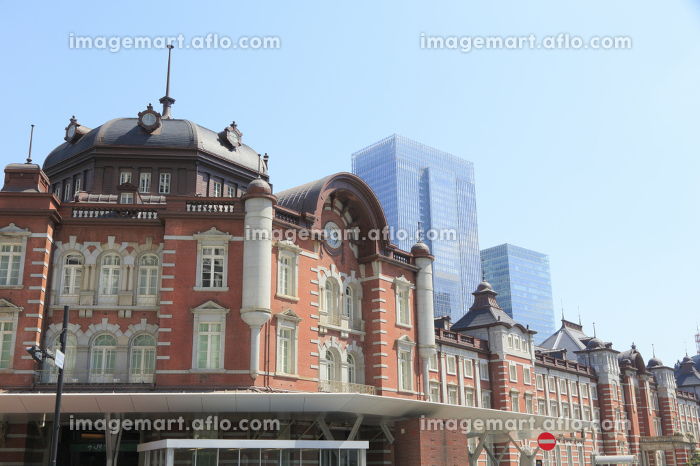 東京駅赤煉瓦駅舎の販売画像