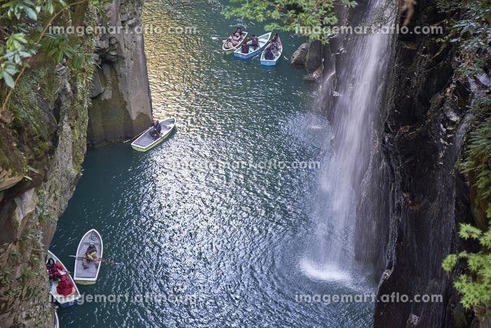 高千穂峡真名井の滝の販売画像