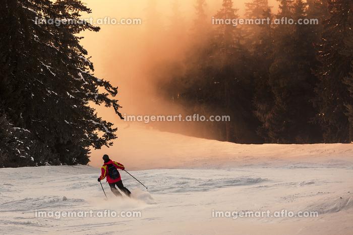 Borovets Ski Run - Ski slope of Borovets resortの販売画像