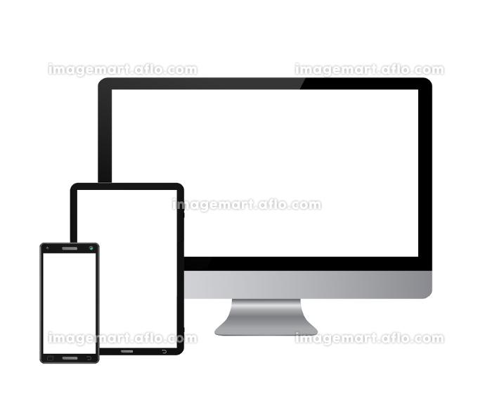 Modern digital tech device collectionの販売画像