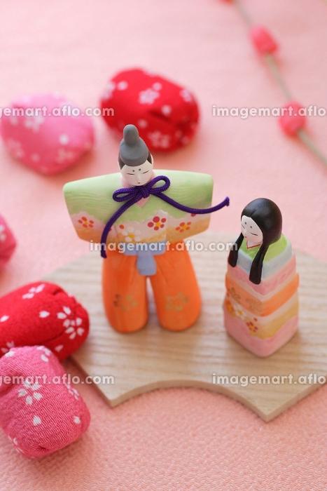 雛人形の販売画像