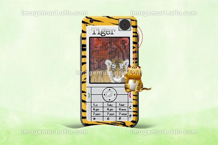 干支 寅 携帯電話の販売画像