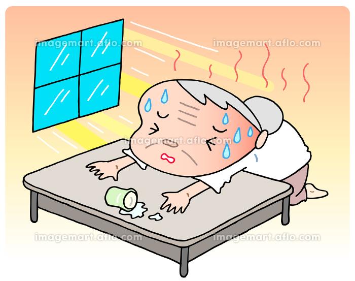 室内熱中症の販売画像