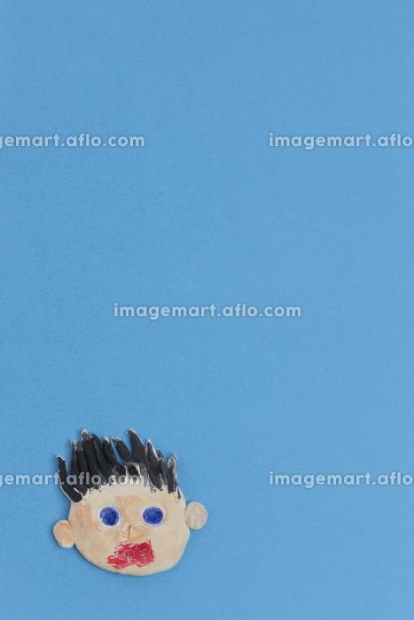 幼稚園児が作った粘土細工の販売画像