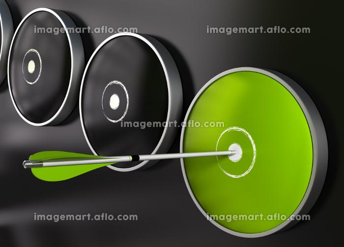 標的 マーケティング 矢の販売画像