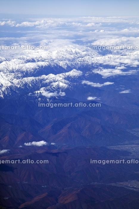 北アルプス連峰