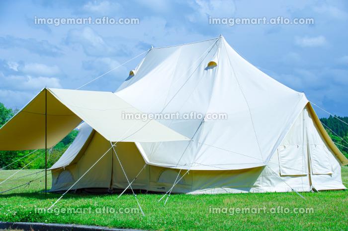 キャンプテントの販売画像