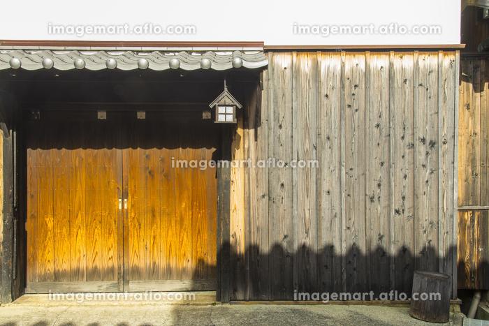 湯浅町湯浅伝統的建造物群保存地区町並みの販売画像
