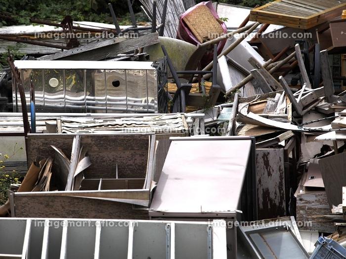 不法投棄の産業廃棄物の販売画像