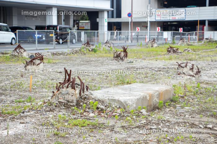鹿児島中央駅西口の空地の販売画像