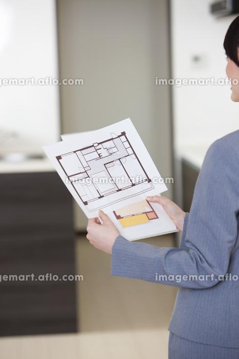 物件間取り図の販売画像