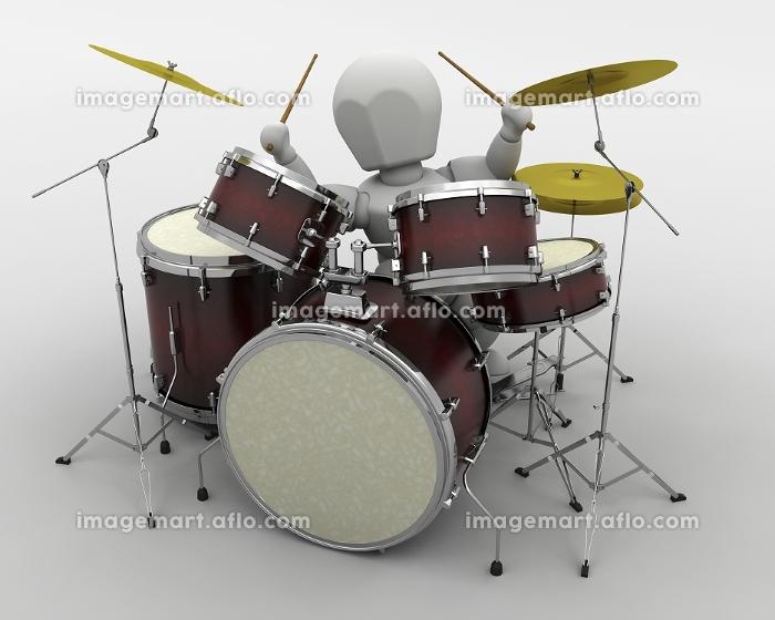 打楽器 レンダリング 岩の販売画像