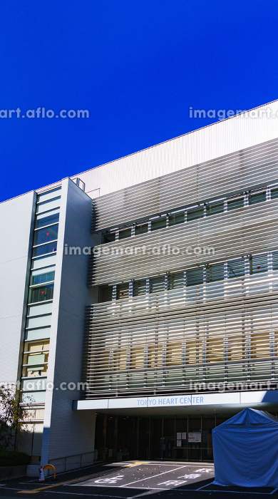 東京ハートセンター 病院 (公道から外観を撮影しています)の販売画像