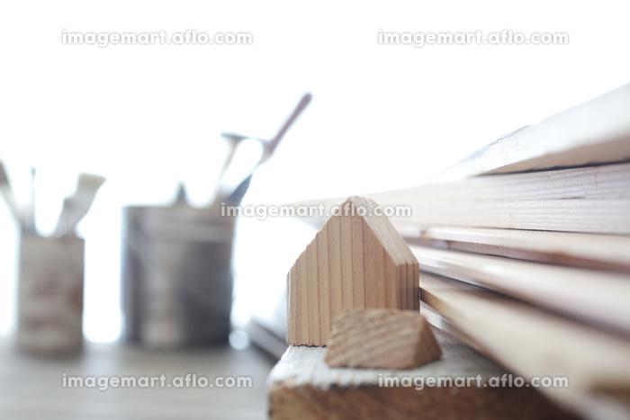 DIYの木工道具と木材の販売画像