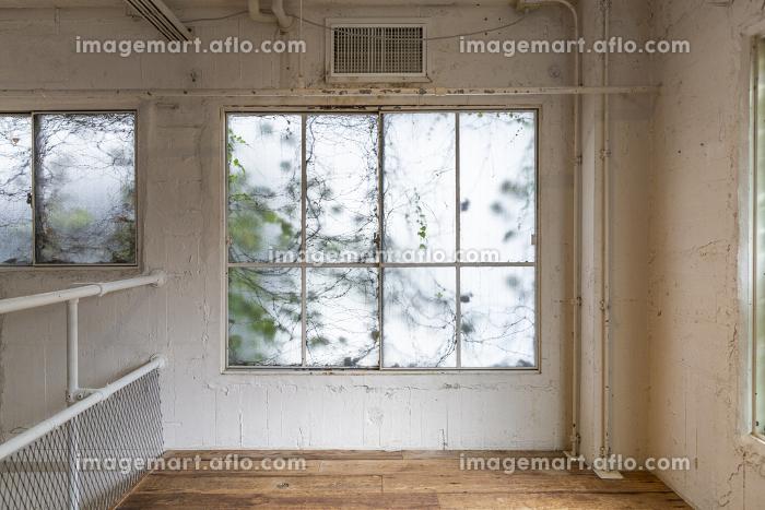 大きな窓のある部屋の販売画像