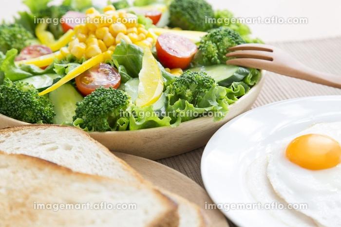 朝食セットの販売画像