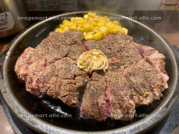 ステーキの販売画像