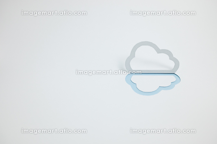 クラウド(雲)のイメージの販売画像
