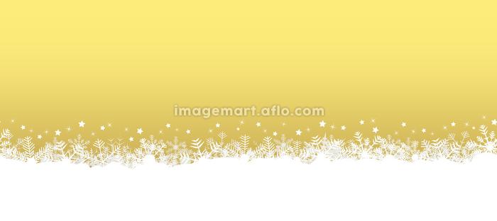 seamless snowflakes backgroundの販売画像
