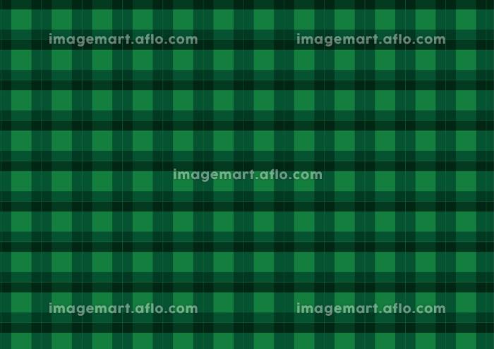 ゴシックな緑色チェックパターンの販売画像