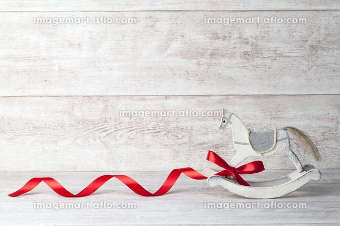 動物 ビンテージ クリスマスの販売画像