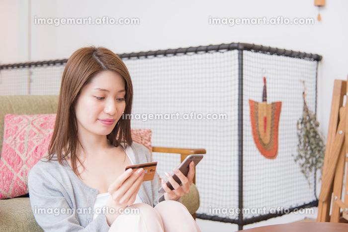 ネットショッピング・30代・女性の販売画像