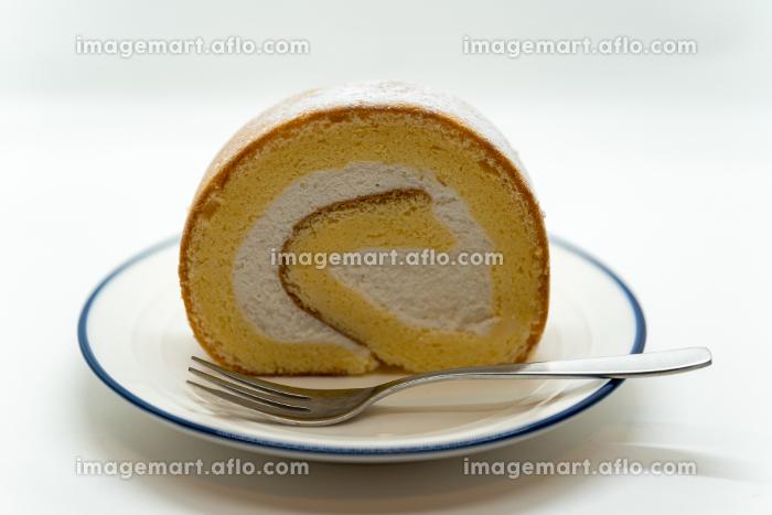 ロールケーキの販売画像