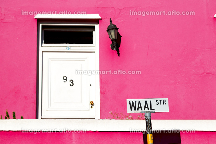 blur in south africa cape town    bo kaap architecture   like   texture backgroundの販売画像