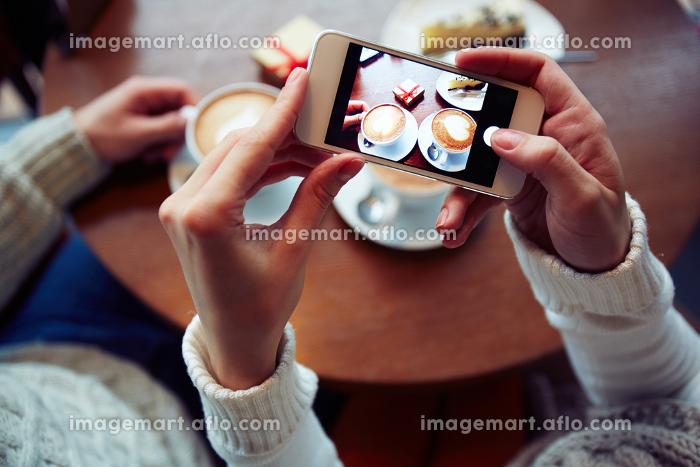 電話 カフェ 店の販売画像