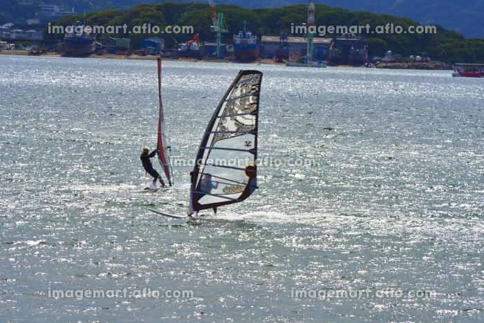 ウインドーサーフィンの販売画像