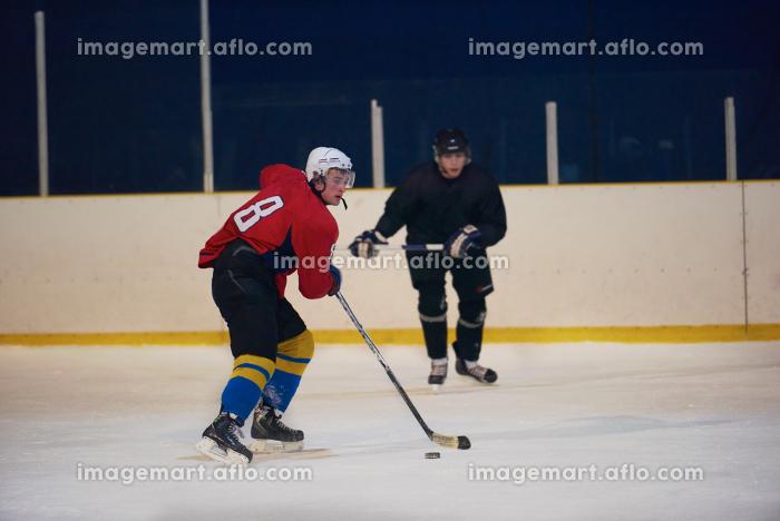 ice hockey sport playersの販売画像