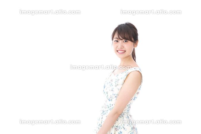 美人な女性の販売画像