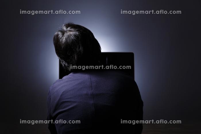 テレワーク リモートワークの販売画像