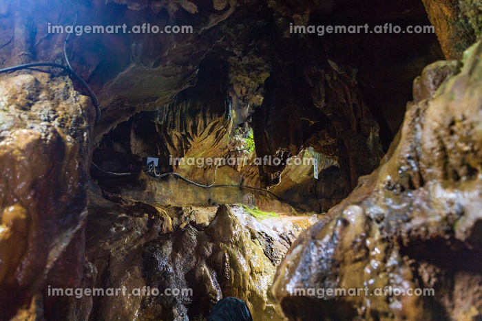 平尾台の有名な千仏鍾乳洞の販売画像